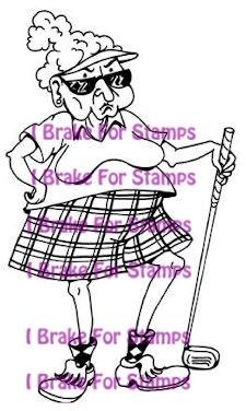 I Brake for stamps leimasin Where´s my balls?