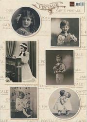 MD korttikuvat Vintage vk9533
