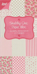 Joy Craft paperikko Shabby Chic 15x30cm