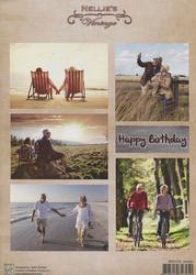 NS vintagekorttikuvat Seniors