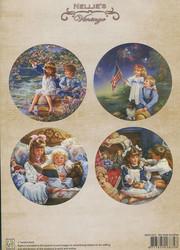 NS vintagekorttikuvat My little brother