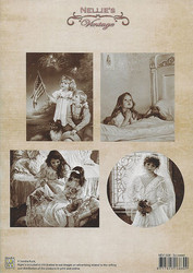 NS vintagekorttikuvat So Sweet