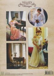 NS vintagekorttikuvat Waiting 19