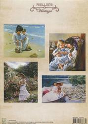 NS vintagekorttikuvat Posing 021