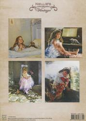 NS vintagekorttikuvat Little sister 023