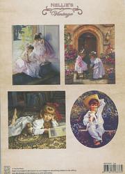 NS vintagekorttikuvat Cat 024