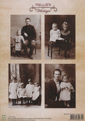 NS vintagekorttikuvat Mother´s - Father´s day