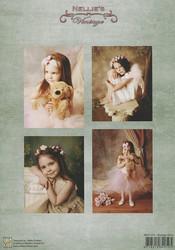NS vintagekorttikuvat Vintage Girls 053