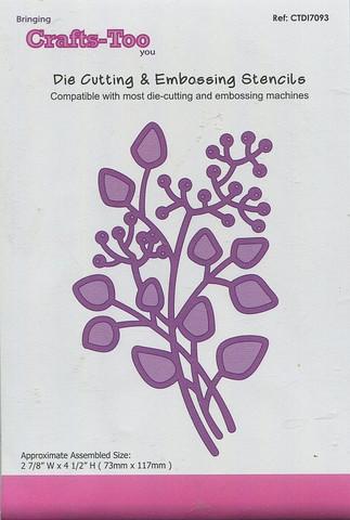 Crafts-Too stanssi kasvi