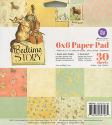 Prima Marketing paperikko Bedtime Story 6x6