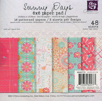 Prima Marketing paperikko Sunny Days 6x6