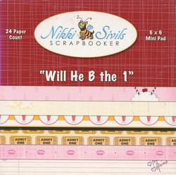 Nikki Sivils paperikko 6x6