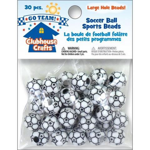 Akryylihelmet jalkapallo 30kpl