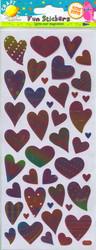 CP Metallinhohtoiset sydäntarrat