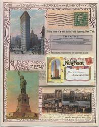 Penny Black tarrat New York
