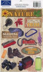 Karen Foster tarrat Back to Nature