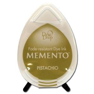 Memento drop muste Pistachio