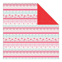 Authentique paperi Crush Frilly 12x12