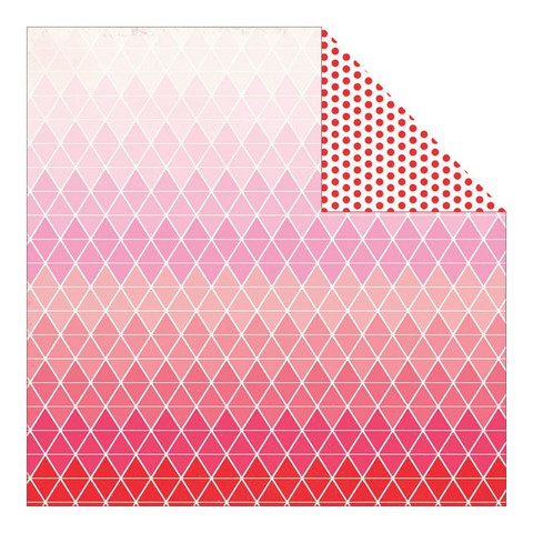 Authentique paperi Crush Symmetry 12x12
