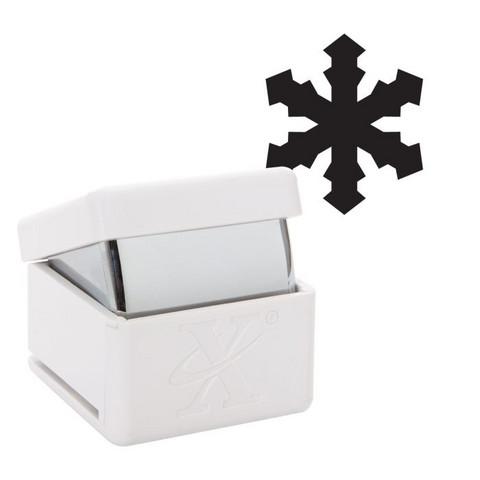 X-cut kuvioleikkuri large icy snowflake