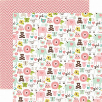 Echo Park paperi  Bundle of Joy It´a girl! 12x12