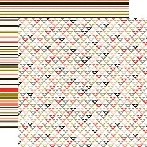 Echo Park paperi Oh, Snap Focus 12x12
