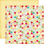 Echo Park paperi Sweet Girl Quilt Blocks 12x12
