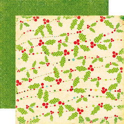 Echo Park paperi Everybody loves Christmas Garland 12x12
