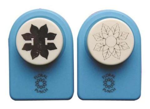 Nellie Snellen kuvioleikkuri + kohokuvioija ribbon flower medium