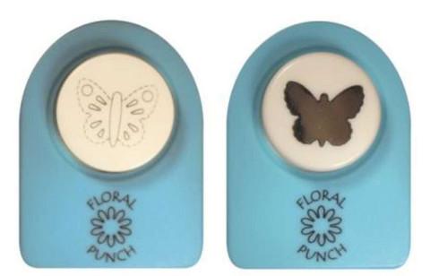 Nellie Snellen kuvioleikkuri + kohokuvioija perhonen small