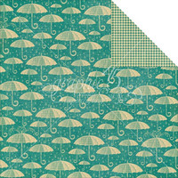 Graphic45 paperi Raining Cats and Dogs Check it out