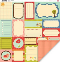 My little shoebox paperi Playtime Day Dream
