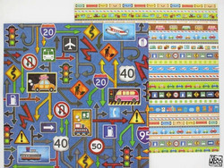 You Do paperi Vacation Vehicles 12x12
