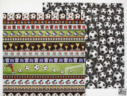 You Do paperi Soccer Galore 12x12