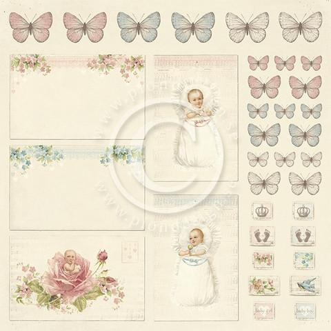 Pion Design leikekuva Sweet baby Cutout 12x12