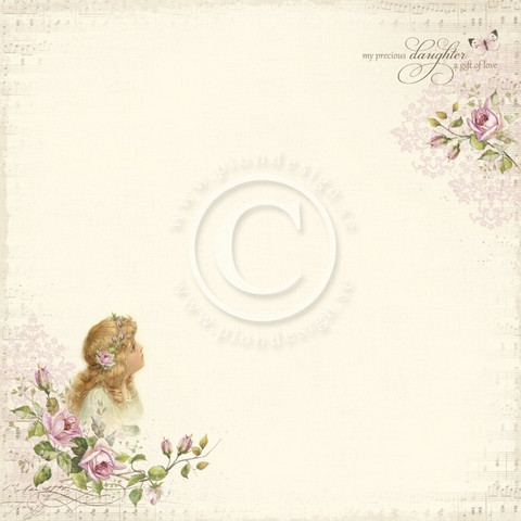 Pion Design paperi My Precious Daughter My Daughter 12x12
