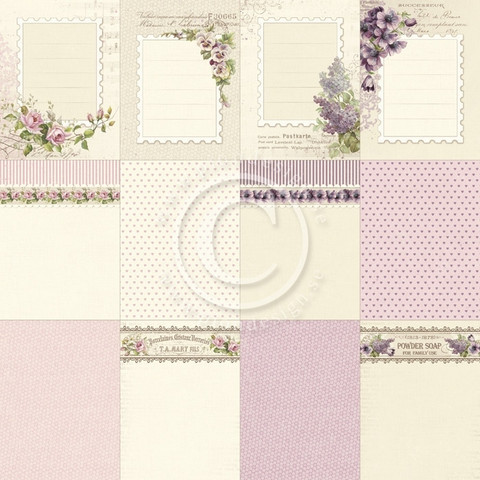 Pion Design paperi Memory Notes My Precious Daughter 1 12x12