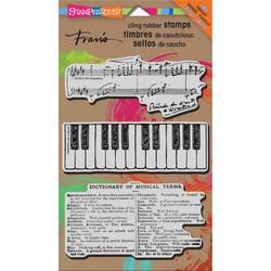 Stampendous leimasinsetti Musical Motif