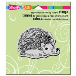 Stampendous leimasin siili Hedgehog