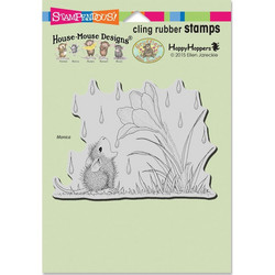 Stampendous leimasin House Mouse Crocus Droplet