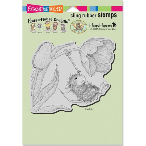 Stampendous leimasin House Mouse Spring Swing