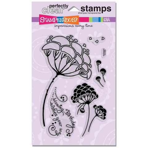 Stampendous kirkkaat leimasimet Dandy Stems