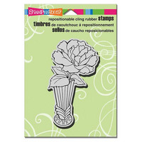 Stampendous leimasin Vase Bloom