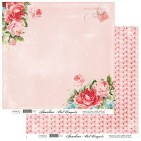Inkido Sunshine Pink Bouquets 12x12