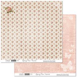 Inkido Spring Time Rosebuds 12x12