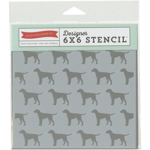 Echo Park sabluuna dogs koirat 6x6