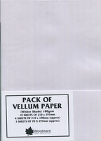 Ww Vellum kuultopaperit Whiter shade