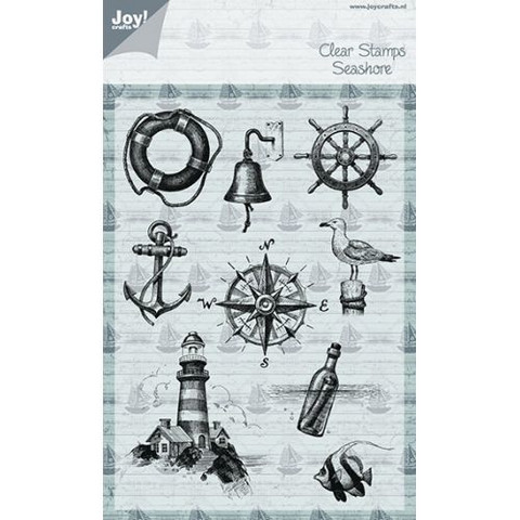 Joy Craft leimasinsetti Seashore