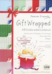 Forever friends paperikko Gift Wrapped a4