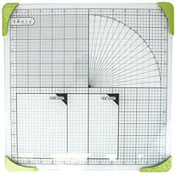 Tonic studio glass cutting mat lasinen leikkausalusta 12x12